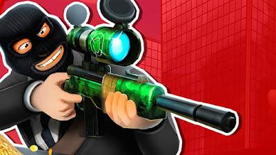 تحميل لعبة Snipers vs Thieves للاندوريد مهكرة اخر اصدار