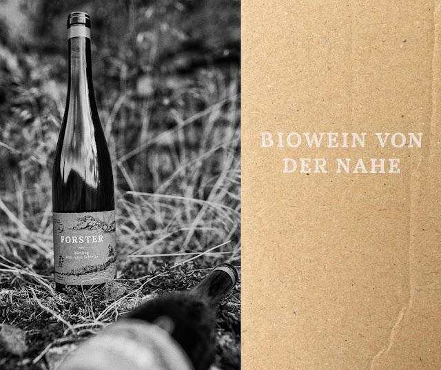 Biowein aus dem Weingut Forster an der Nahe