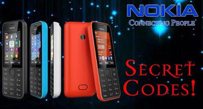 Nokia Secret Codes