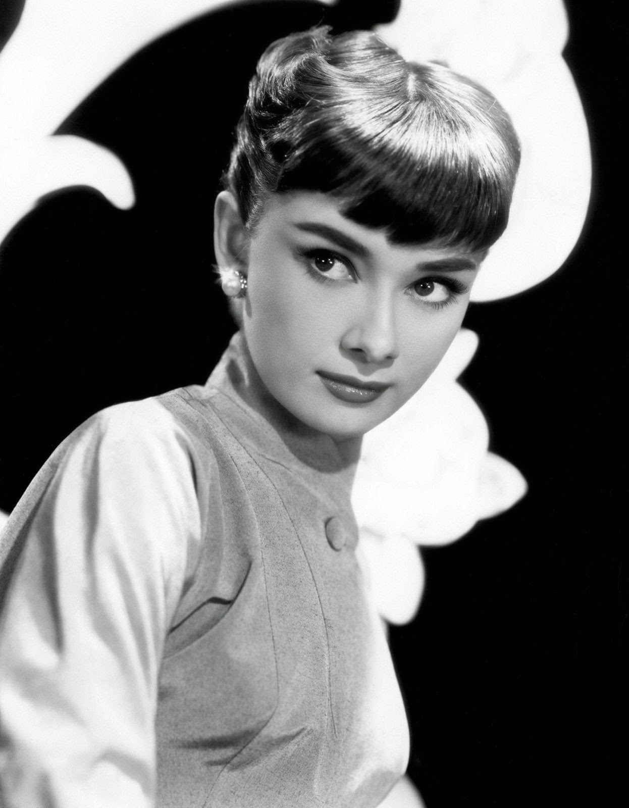 British Actress Audrey Hepburn Photographs