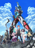 SSSS.Gridman BD Subtitle Indonesia Batch