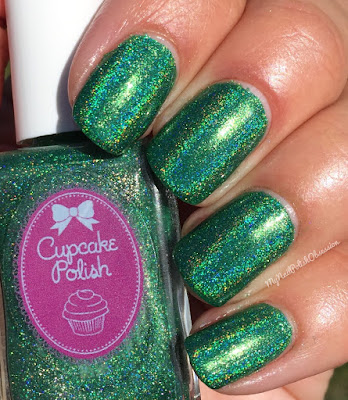 Cupcake Polish Butterfly Collection, Little Butterfly