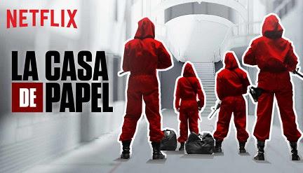 """""""La casa de papel"""" segunda temporada ya tiene fecha de estreno en Netflix"""