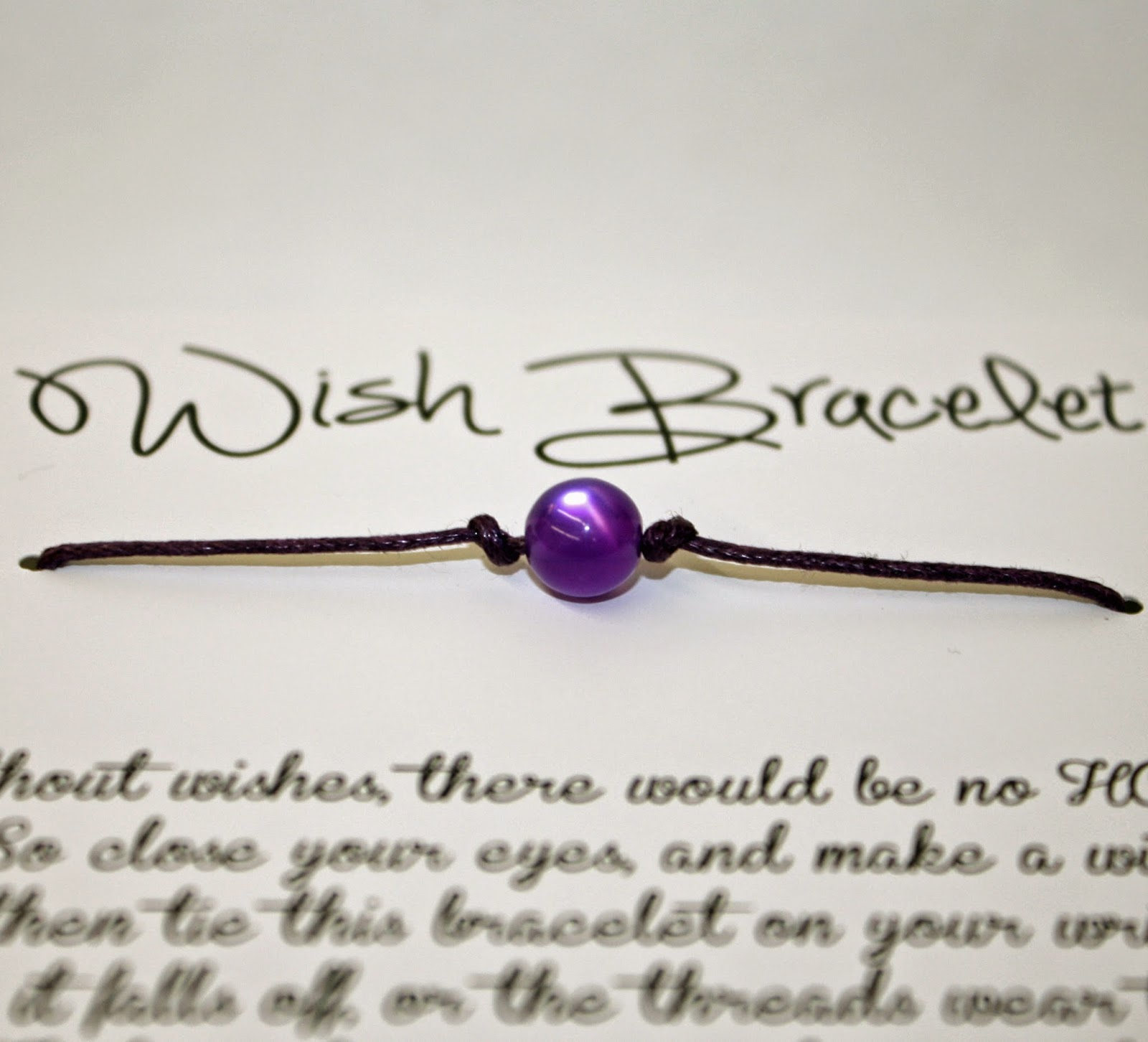 Relay For Life Wish Bracelets An Easy Diy Fundraiser Revisited