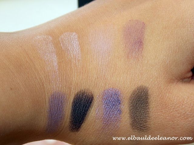 Swap sombras Wet & Wild Cosmetics