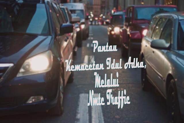 Aplikasi NTMC TRAFFIC Pantau Kemacetan Pemudik Idul adha