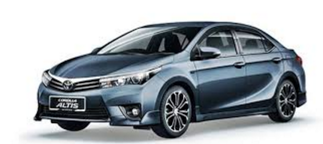 2018 New Toyota Altis Review