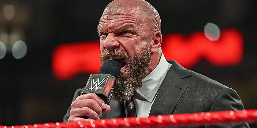 Triple H Takes Shot At All Elite Wrestling During HOF Ceremony