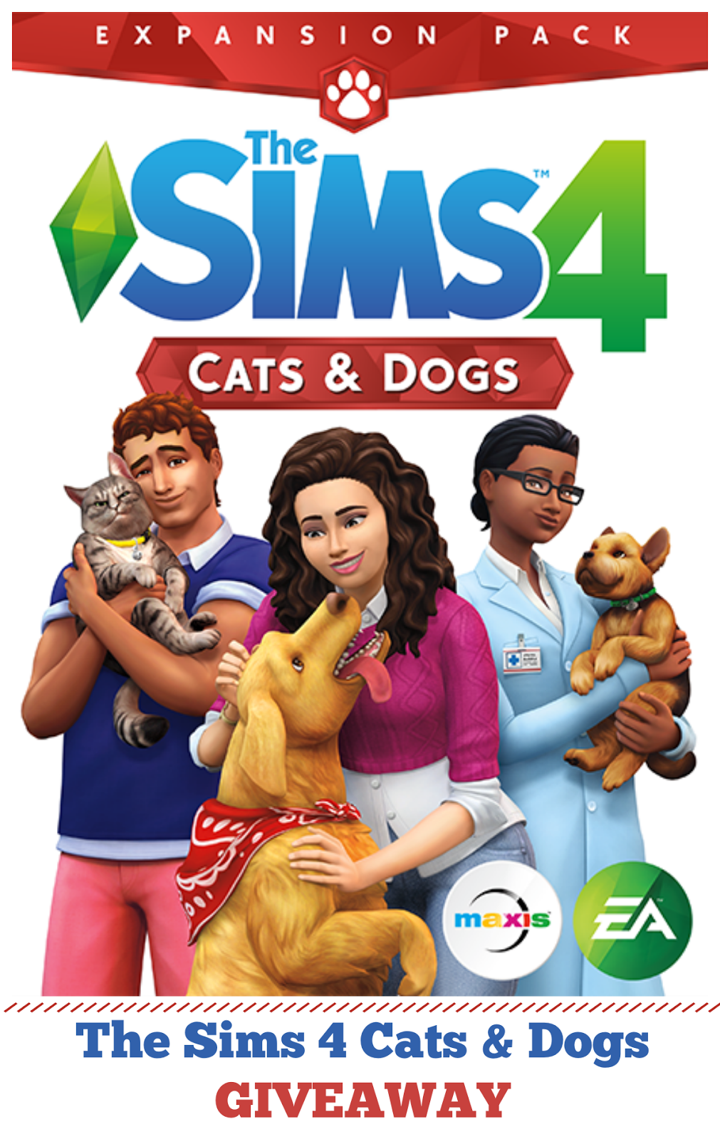 sims 4 giveaway the sims 4 introduces cats dogs giveaway pawsitively 8345