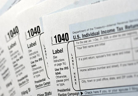 Income Tax and the Internal Revenue Service