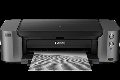 Descargar Driver Canon Pixma PRO-10