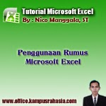 Penggunaan Rumus Microsoft Excel beserta Contoh