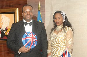 Swazi media commentary is this picture of swazi king a fake thursday 5 may 2011 stopboris Gallery