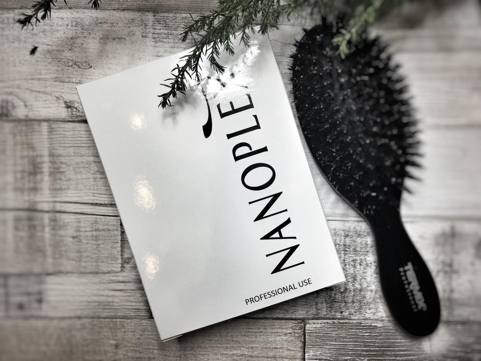 Nanoplex – opinia i efekt na niefarbowanych włosach