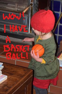 Josie the Basketball Fan