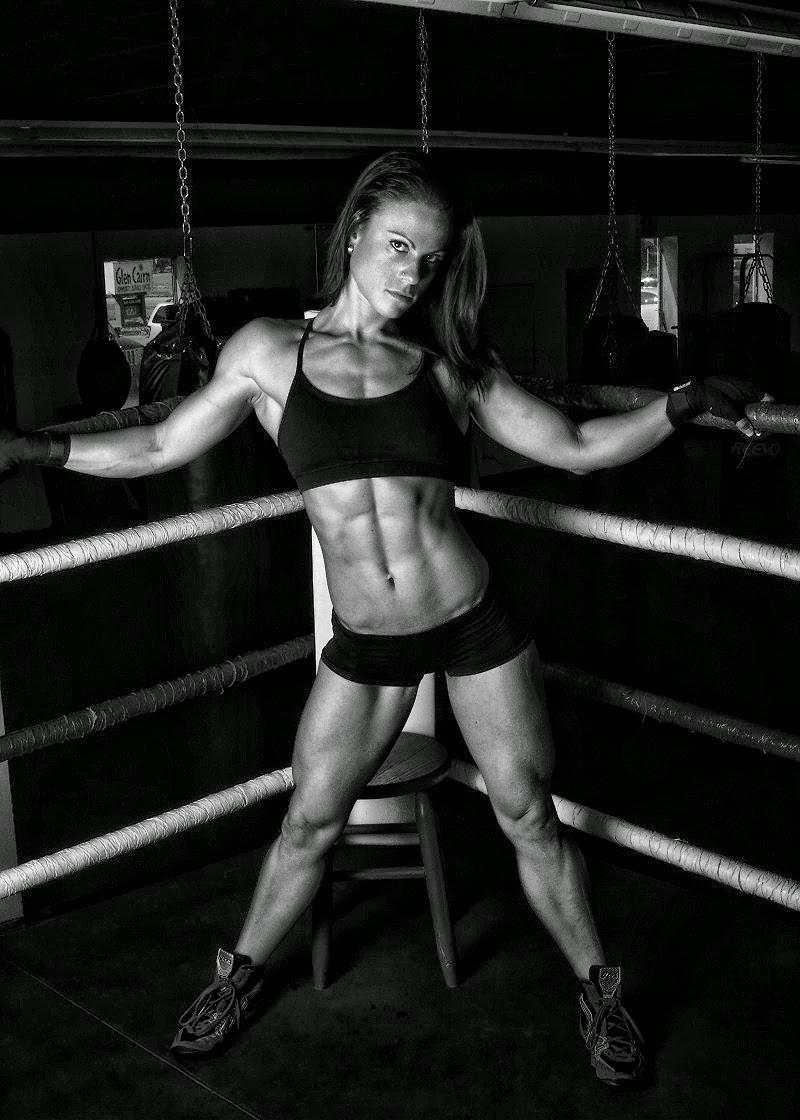 Female Fitness Models - Emily Zelinka