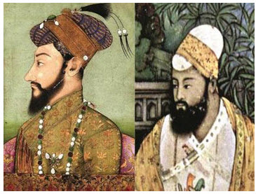 original pic of aurangzeb