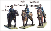 ACW56 Federal Commanders  (Hooker, McDowell, Hancock)