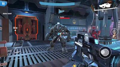 تحميل اللعبة العسكرية N.O.V.A. Legacy على اندرويد مجانا