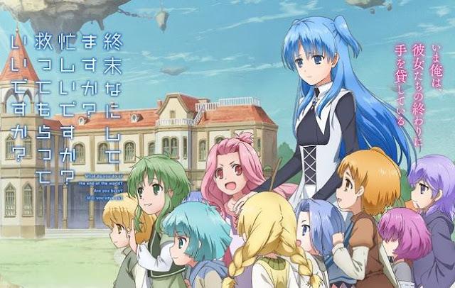 World End - Top Anime Romance Sad Ending List