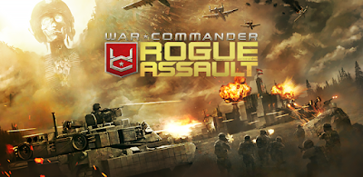War Commander: Rogue Assault Apk For Android