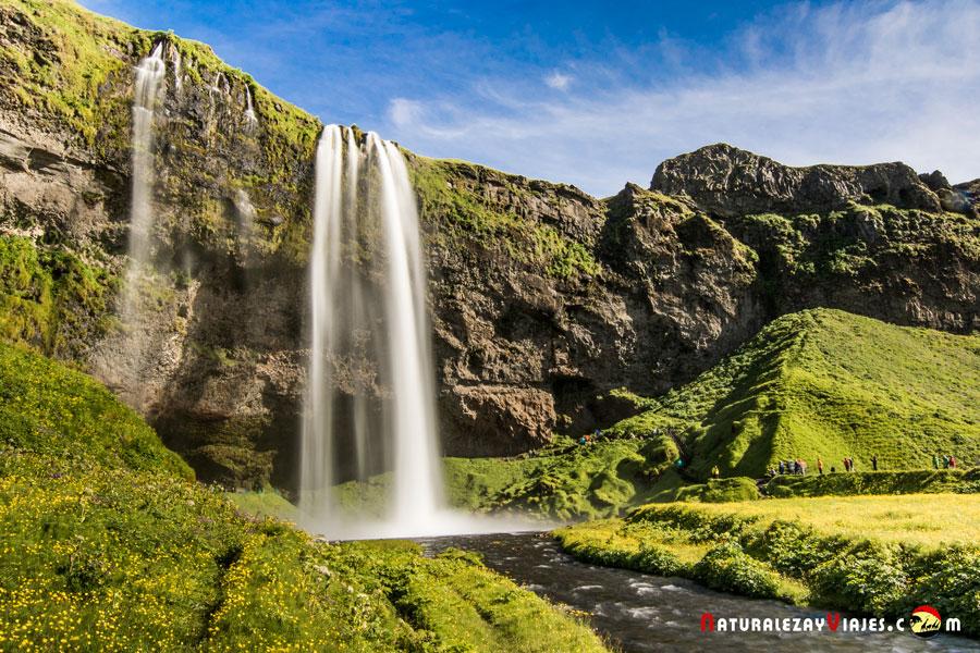 Seljalandsfoss, Islandia