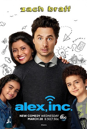 Alex, Inc. - Legendada Torrent Download