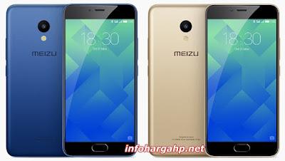 Harga Hp Meizu M5 baru, Harga Meizu M5 second