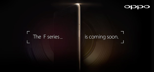 F Series OPPO