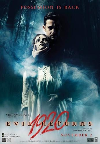 1920 - Evil Returns (2012) Movie Poster