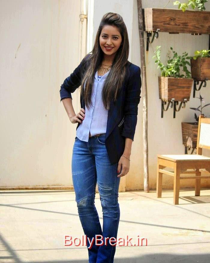 Colors 'Khatron ke Khiladi - Darr ka Blockbuster Returns' TV Show Launch, Sana Khan, Rashmi Desai Hot Pics At Colors 'Khatron ke Khiladi - Darr ka Blockbuster Returns