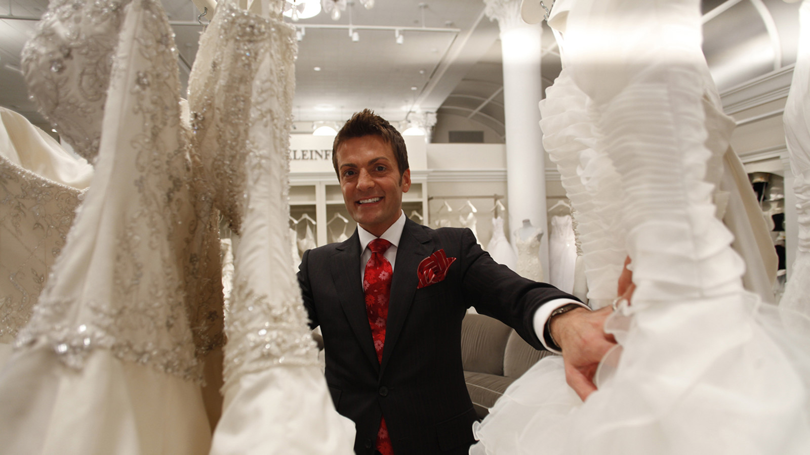 Vestidos de novia kleinfeld new york