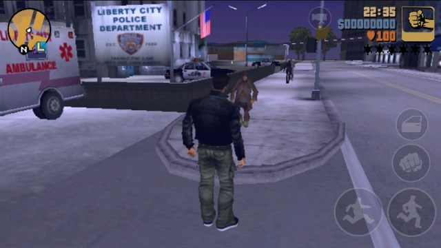 Download Game GTA 3 Android Gameplay