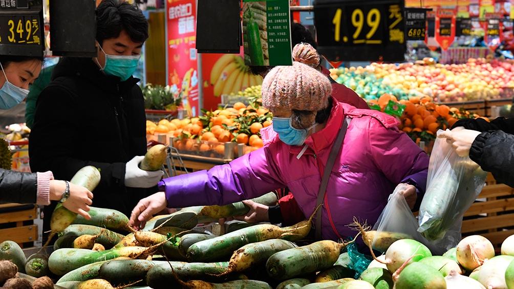 Por primera vez, China no registra muertos por coronavirus