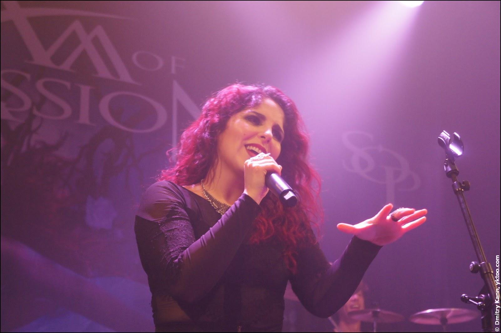 Marcela Bovio.