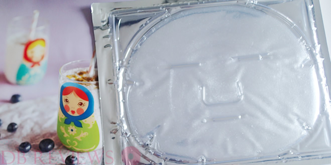 The LReve Diamond Facial Mask from Cocosa