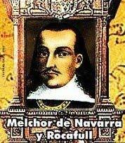 Melchor de Navarra y Rocaful