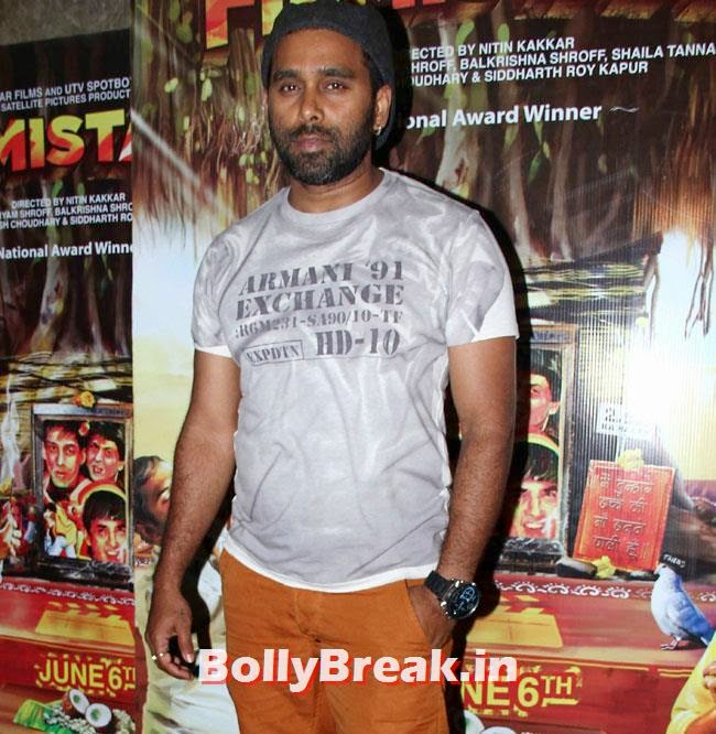 Bosco, Aditi Rao, Shilpa, Tisca at Filmistaan Movie Special Screening at Lightbox
