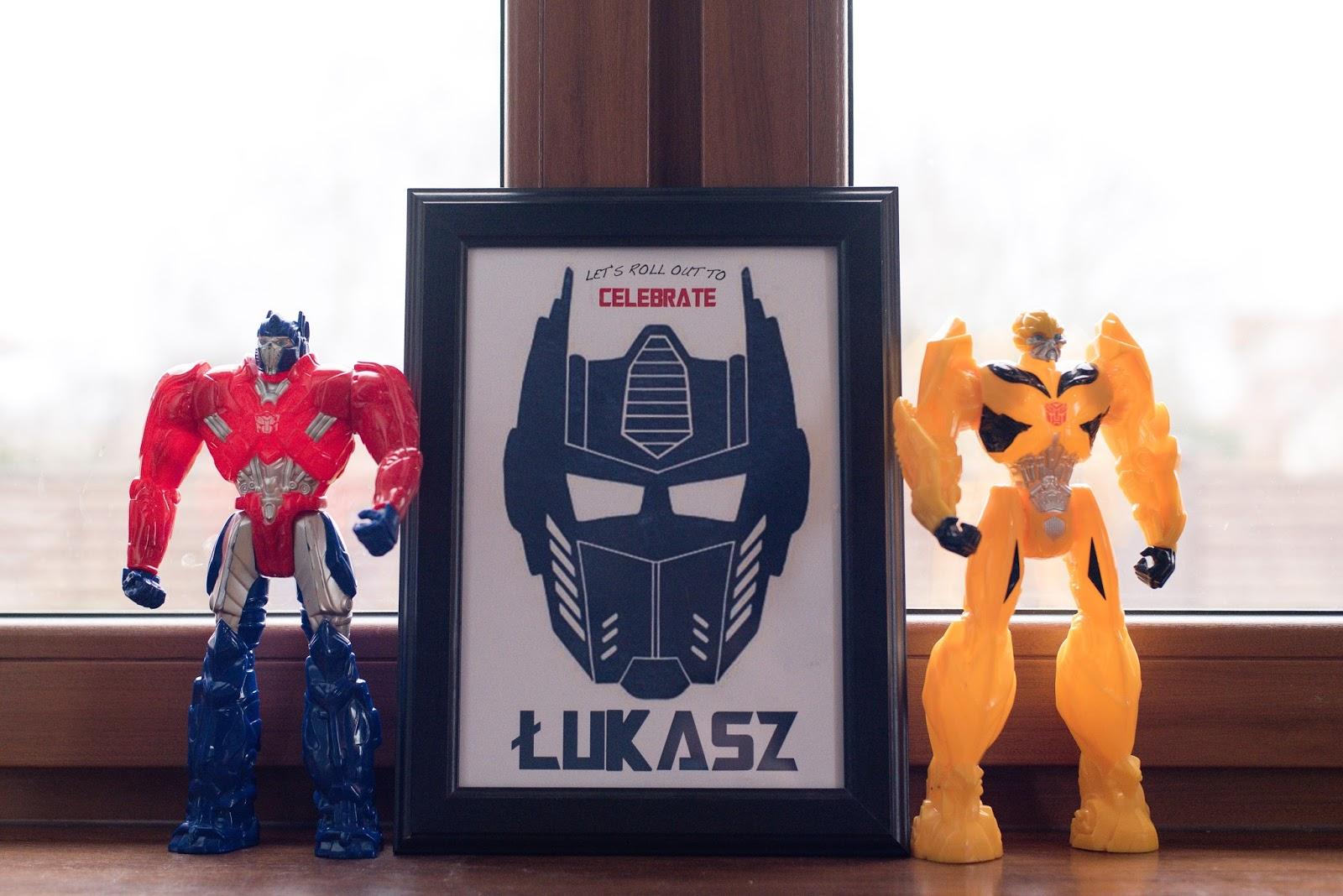 Lucas 7th Rescue Bottransformers Birthday Party Kristas Random