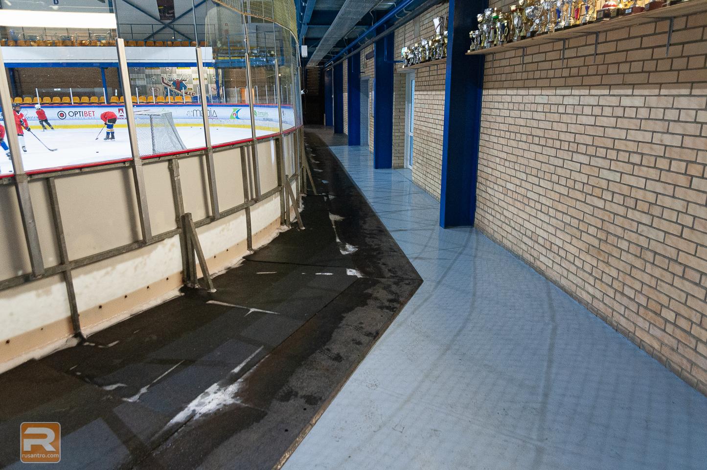 Jelgavas ledus halle gatavojās jaunai sezonai