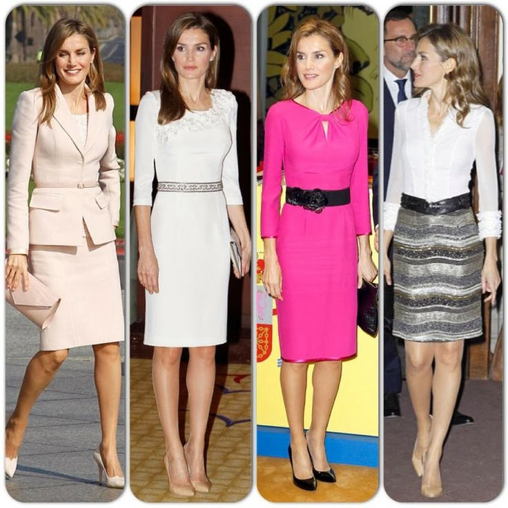Princess Letizia 's Felipe Varela spain's international Day reception dresses