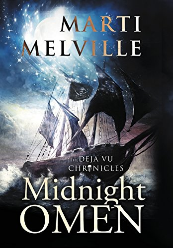 Midnight Omen (Deja Vu Chronicles) by Marti Melville and Fiona Jayde