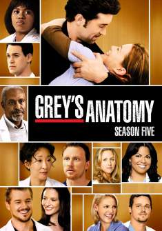 Grey's Anatomy 5ª Temporada Torrent – WEB-DL 720p Dual Áudio