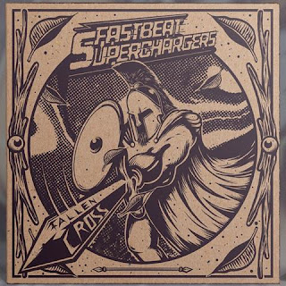"Fastbeat Superchargers - ""Fallen Cross"" (album)"