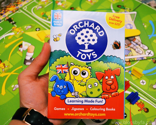 Games by Orchard Toys