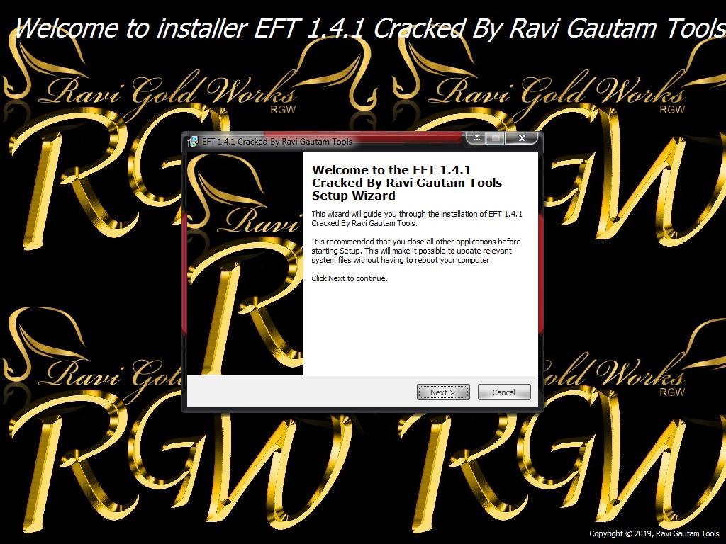 EFT Dongle V1 4 1 Cracked By Ravi Gautam Tools