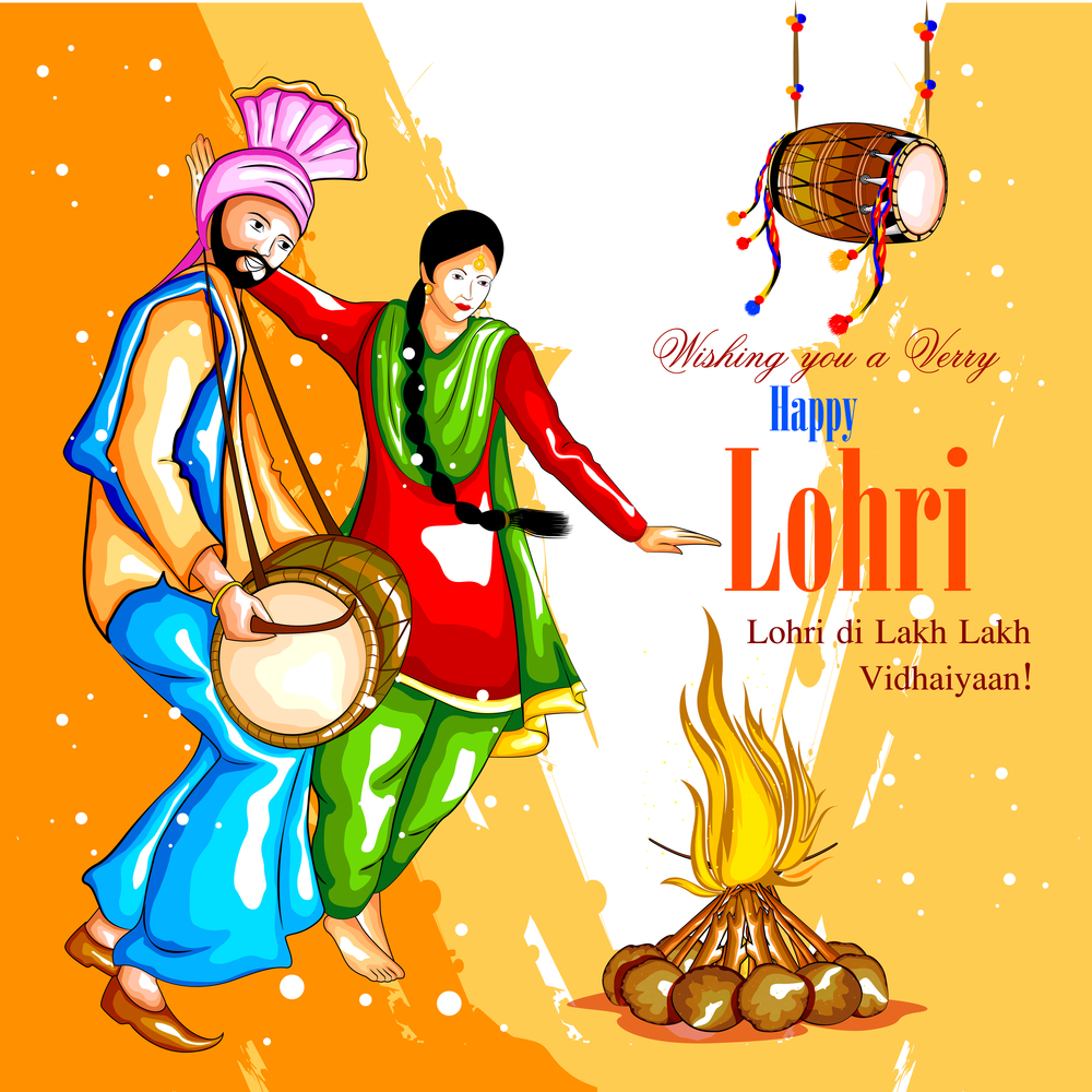 Why We Celebrate Lohri: Punjabi Lohri Celebration In India