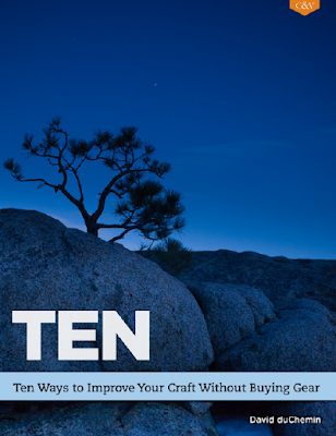 Ten, Buku Fotografi Gratis karya David duChemin