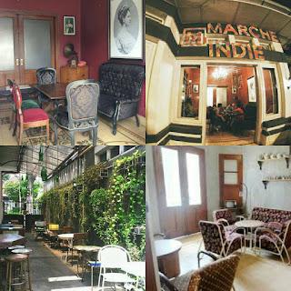 Rumah Opa Bandung, Rumah Opa Cafe, Rumah Opa Malang Review
