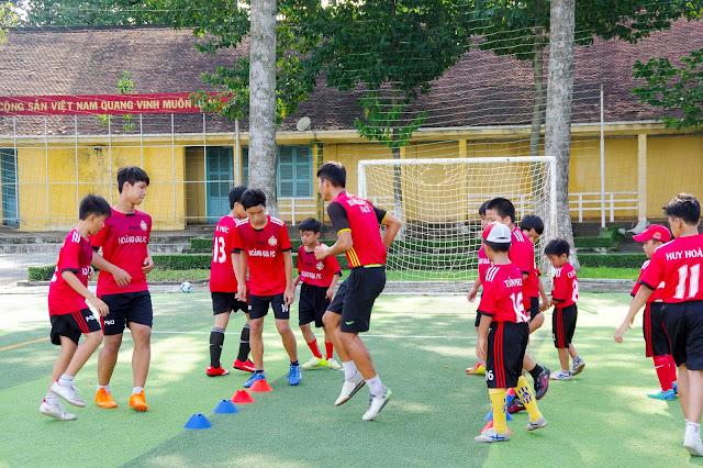 Vì sao nên cho tập thể thao cho con từ nhỏ?